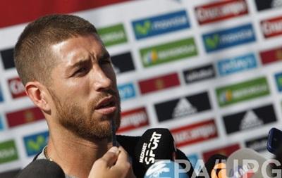 Серхіо Рамос розкритикував суддівство в матчі з Вольфсбургом