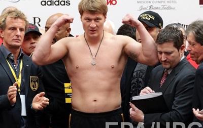 Рябинский: Showtime заплатит 1 миллион за показ боя Поветкин – Уайлдер