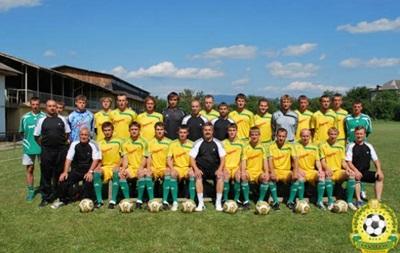 Тернопільська Нива виключена з Першої ліги