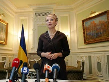 Тимошенко возглавила оргкомитет по подготовке к Евро-2012