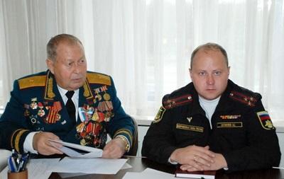 ЗМІ: Тесть Клімкіна отримав медаль за анексію Криму