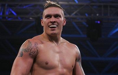 Усик поднялся на одну позицию в обновленном рейтинге WBA