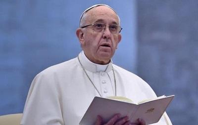 Папа Римский выступил против  холодной прописной морали