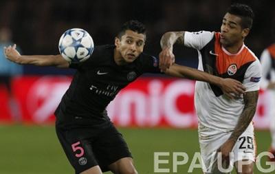 Захисник ПСЖ погодив контракт із Барселоною - ЗМІ
