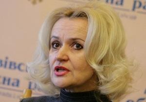 Фарион: ГПУ должна возбудить дела против Мирошника и Колесниченко за  недорасу  и  отрыжку