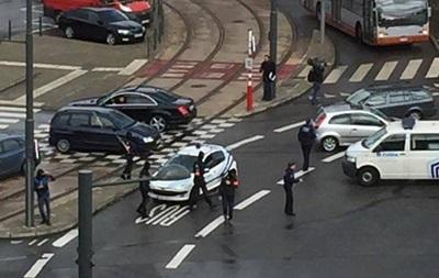 У Брюсселі проходить масштабна спецоперація