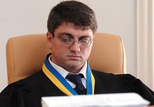 Киреев установил порядок исследования доказательств по делу Тимошенко