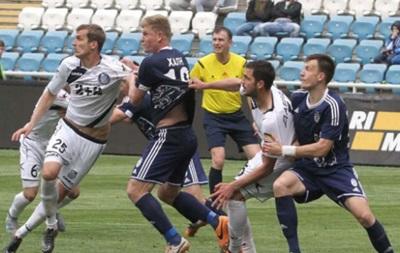 ФФУ підозрює, що матч Говерли з Чорноморцем міг бути договірним