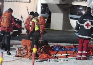 Сегодня тела погибших в Альпах россиян доставят в Москву