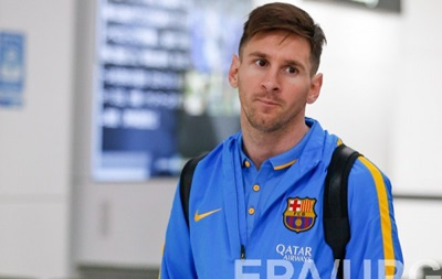 Ліонель Мессі - найбільш високооплачуваний футболіст у світі