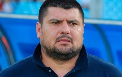 Екс-тренер Сталі очолив рівненський Верес