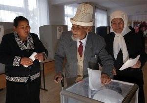 ОБСЕ признала выборы в Кыргызстане свободными и демократичными