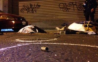 У Гватемалі на дискотеці розстріляли п ятьох осіб