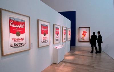 Из музея в США украли семь работ Энди Уорхола