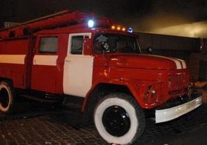 В Киеве спасли двух иностранцев во время пожара в общежитии Академии искусcтв