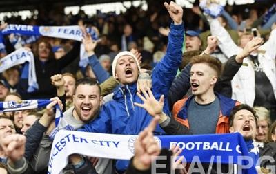 Вартість квитків на останній домашній матч Лестера сягає 18 тисяч