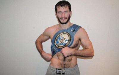 Российского боксера лишили чемпионского титула из-за допинга