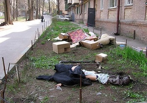 Киевлянин погиб из-за разведенного на кухне костра