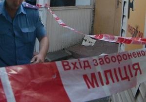 В Луганской области застрелился милицейский начальник