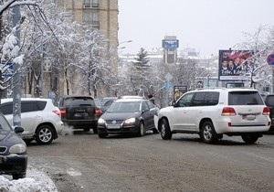 Известный российский политтехнолог прокомментировал ДТП в центре Киева