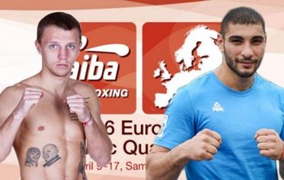 Два лидера сборной Украины по боксу не смогли завоевать лицензию в Рио