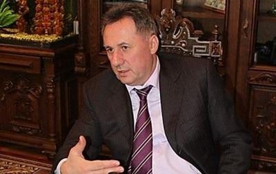 Одесский прокурор Стоянов ушел на больничный