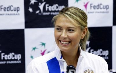 Шарапова вилучена із заявки на Roland Garros