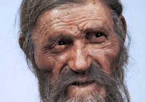 Итальянские ученые восстановили облик альпийского ледяного человека