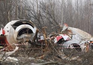Польша не приняла результаты расследования МАК по катастрофе самолета Качиньского
