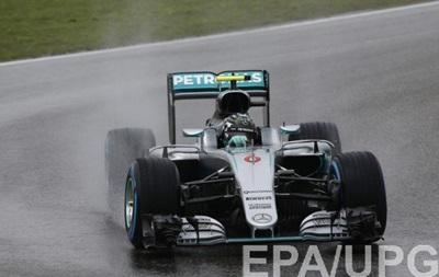 Формула-1: Росберг виграв кваліфікацію Гран-прі Китаю, Хемілтон - останній