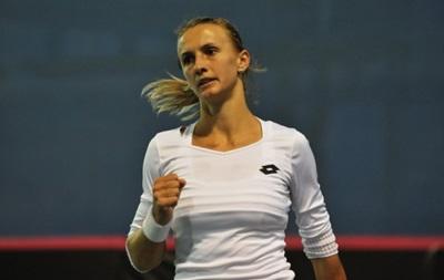 Теніс: Цуренко подвоїла перевагу України в протистоянні з Аргентиною
