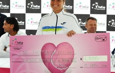 Бондаренко выиграла Heart Аward