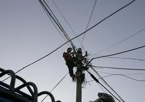 В Кировограде охотник за металлом вырезал больше километра кабеля телефонной связи