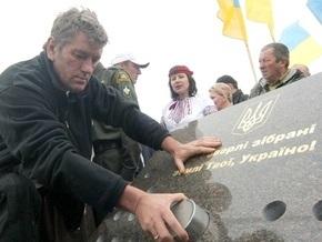 Ющенко: Мы сможем построить могучую и богатую Украину