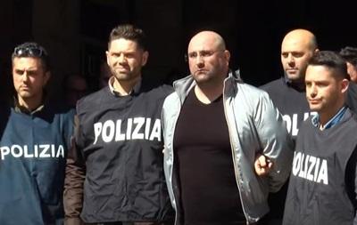 Главарь неаполитанской Каморры арестован во время матча