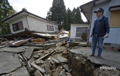 В Японии растет число жертв землетрясения на острове Кюсю