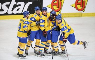 Хокей: Збірна України на чемпіонаті світу стартувала з розгромної перемоги