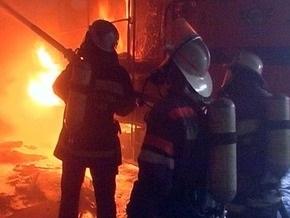 МВД: Сгоревшие в Киеве строители, возможно, были пьяными