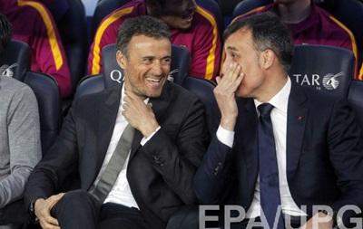 Тренер Барселоны: Если выиграем пять матчей, станем чемпионами