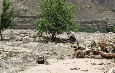 В Афганистане десятки людей погибли из-за наводнений
