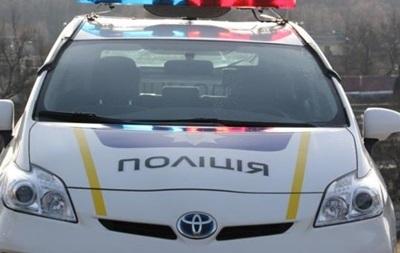 В Чернигове пьяный патрульный попал в ДТП