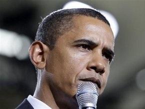 Рейтинг Обамы снизился до минимального уровня