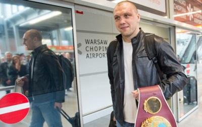 Усик и Гловацки могут провести бой в июле на одном из украинских стадионов