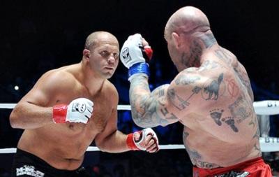 Ємельяненко планує провести реванш з чемпіоном UFC