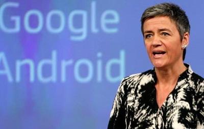 Еврокомиссия обвиняет Google в злоупотреблениях с Android