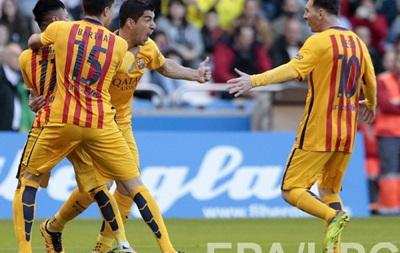 Барселона у виїзному матчі «знищила» Депортіво