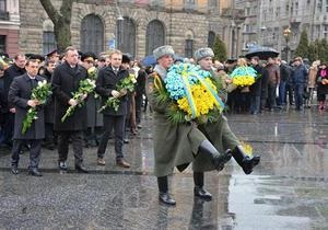Годовщина Шевченко - Сегодня в городах Украины отметили 199-ю годовщину со дня рождения Тараса Шевченко
