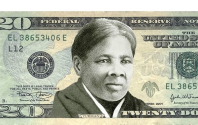 На банкноті 20 доларів буде Гаррієт Табмен