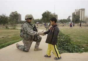 США впервые с 2003 года за месяц не потеряли ни одного солдата в Ираке
