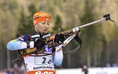 Віта Семеренко: Живу біатлоном і сподіваюся повернутися на пік форми